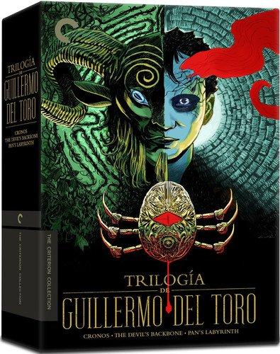 Criterion Coll: Trilogia De Guillermo Del Toro [Edizione: Stati Uniti] [Italia] [DVD]