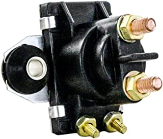 NEW STARTER SOLENOID FITS 4 TERM ISO BASE 12V 89-850187A1 89-850187T1 65W-81941-00-00 SW087 SW097 89-818997A1 89-818997A2