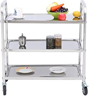 Best stainless steel shelves catering Reviews