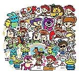 トイ・ストーリー Toy Story ウッディ 人気キャラクター ステッカー50枚