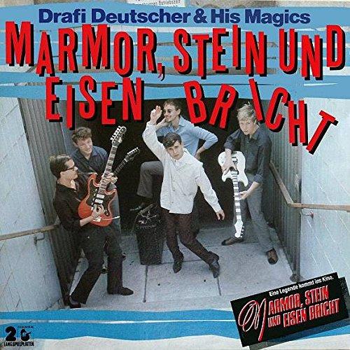 Drafi Deutscher And His Magics - Marmor, Stein Und Eisen Bricht - Hansa - 302 128-370
