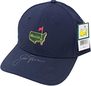 Jack Nicklaus Signed Masters Golf Hat JSA