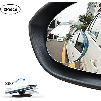 confezione da due specchi autoadesivo Specchio convesso Summit RV-16P specchietti circolari per angolo cieco