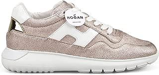 HOGAN Luxury Fashion Womens HXW3710AP20LLA0QSD Pink Sneakers | Season Permanent