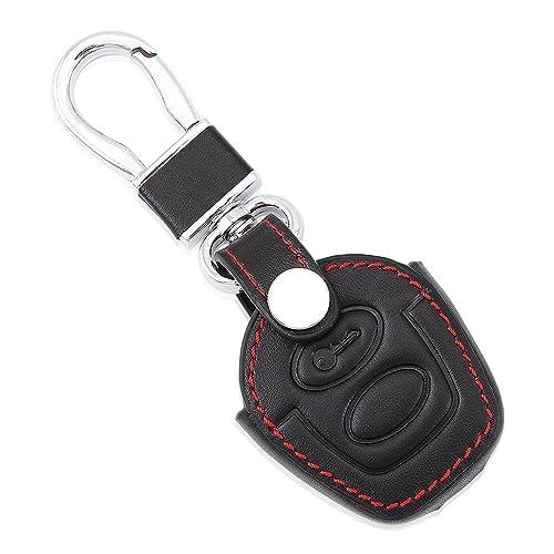 llave del coche funda de piel Para Seat Ibiza Leon Toledo Mii Altea Cordoba Arosa Alhambra