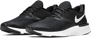 Women's Odyssey React Flyknit 2 Running Shoes (7.5, Black/White)