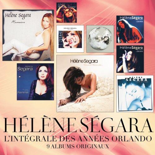 L\'intégrale des Années Orlando : 9 Albums Originaux