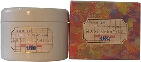 フッカーコスメチック ももの葉・紫根エキス配合 モイストクリーム(UV) 120g AMZ-0027