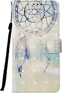 LG Aristo 2 Case, LG Tribute Dynasty Case, Voanice Luxury PU Leather Wallet Card Slots Kickstand Wrist Strap Flip Cover &Stylus LG K8 2018 /LG Zone 4 /LG Fortune 2 /LG Aristo 2 Plus -Aeolian Bells