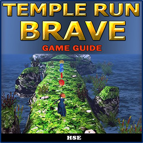 Temple Run Brave Game Guide audiobook cover art