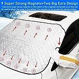 Zoom IMG-2 gheart copertura parabrezza auto copri