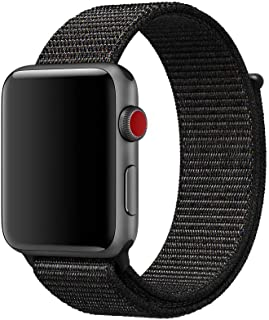 Nylon straps for Apple Watch sport loop band 42mm-Multicolour