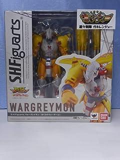 S.H.フィギュアーツ ウォーグレイモン (ぼくらのウォーゲーム)デジモンアドベンチャー WARGREYMON S.H.Figuarts
