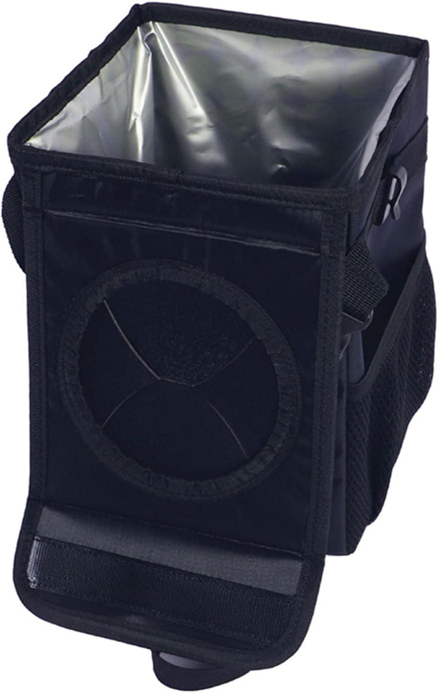 WERTYU Car Max 84% OFF Waterproof Folding Trash Garbage Bin Creative Can safety