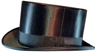 Best black satin top hat Reviews