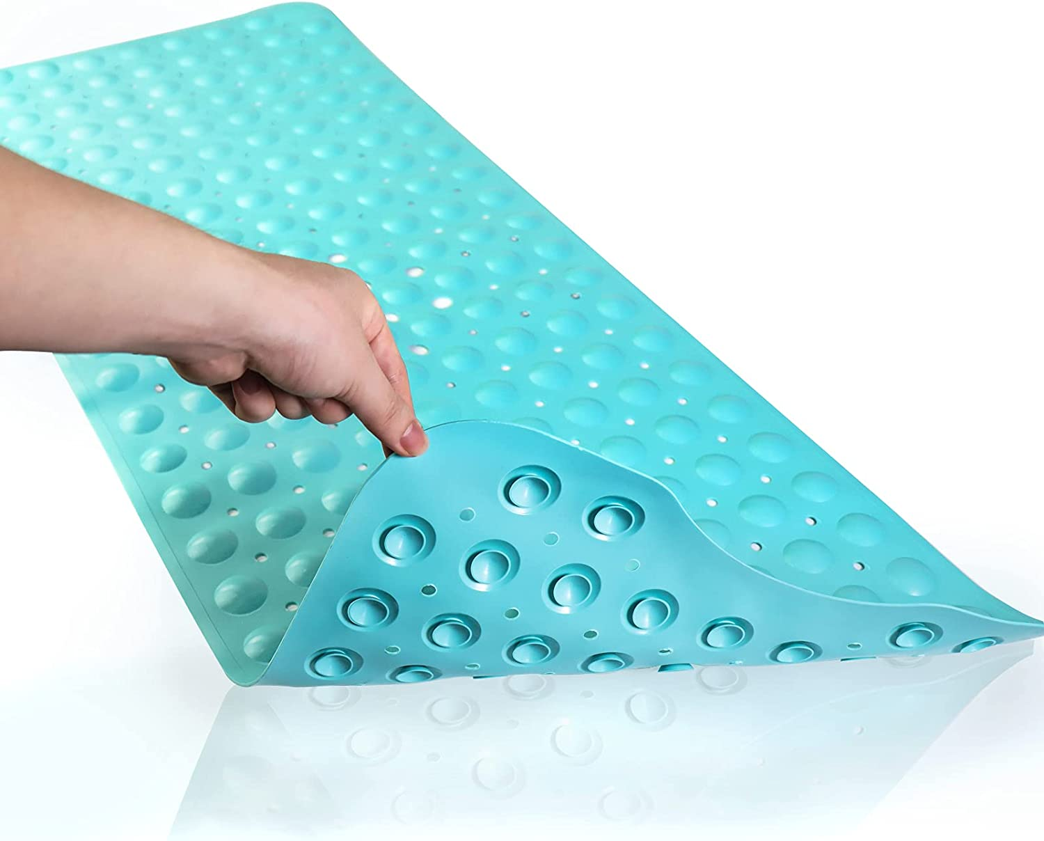 HOLY HIGH Shower Mat Baby Bathtub Bath Mats with store Drain Attention brand Hole