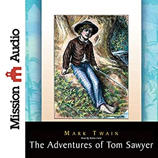 The Adventures of Tom Sawyer Titelbild