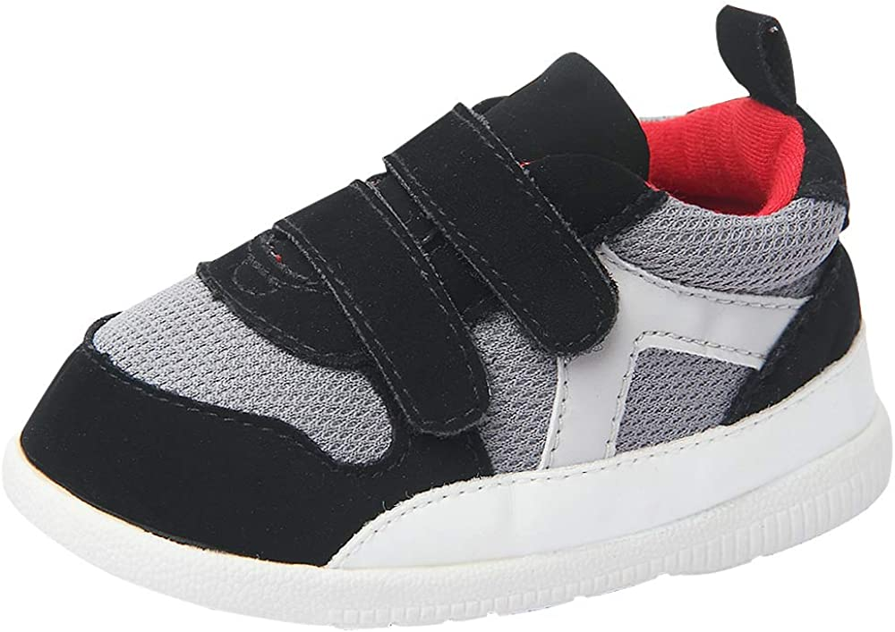 Translated Kuner Baby Boys Girls Cotton San Francisco Mall Outdoor Sneakers Rubber Sloe First