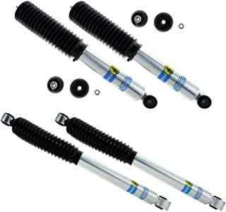 NEW BILSTEIN FRONT & REAR SHOCKS FOR 99-10 CHEVY SILVERADO GMC SIERRA 1500HD 2500 2500HD 3500 3500HD WITH A 0