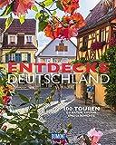 Entdecke Deutschland (DuMont Bildband): 100 Touren zu Kultur, Geschichte und Natur