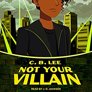 Not Your Villain cover art