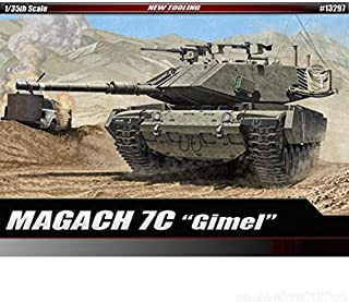 1/35 MAGACH 7C Gimel #13297 ACADEMY HOBBY KITS by Academy Models