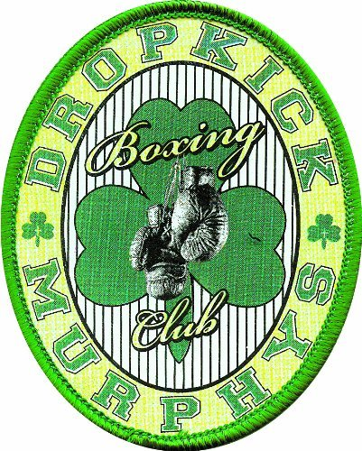 Application Dropkick Murphy's Boxing Club Patch by Application