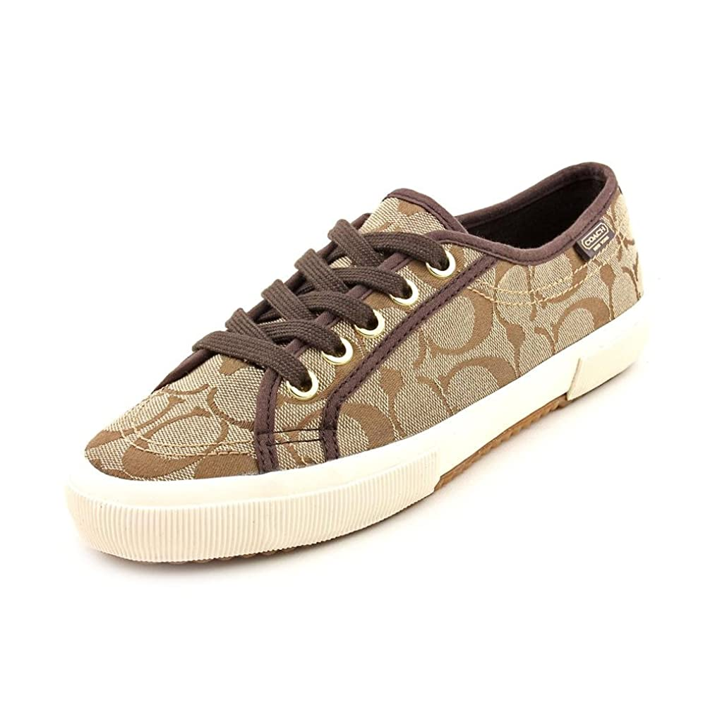Coach Womens Kalyn Sneaker (Khaki, 9.5)
