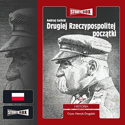 Drugiej Rzeczpospolitej początki audiobook cover art