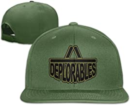 GD54 Proud Member Of The Basket Of Deplorables Adjustable Baseball Hat & Cap ForestGreen