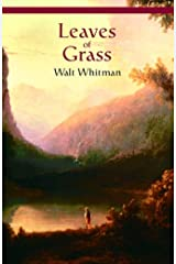 Leaves of Grass Walt Whitman Kindle Edition