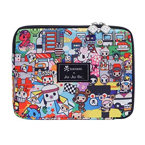 JuJuBe Unisex Kinder Microtech Tablet-Hülle, Tokidoki Sushi Cars