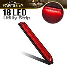 LED Red Utility Strip Light Bar 8