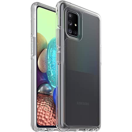 OtterBox SYMMETRY CLEAR SERIES Case for Samsung Galaxy A71 5G (ONLY 5G Version, NOT 4G Compatibile) - CLEAR