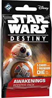Fantasy Flight Games SWD03 Star Wars Destiny: Awakenings Booster Pa Board Game