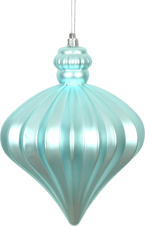 Vickerman Matte Over item handling ☆ Onion Decorative-Hanging-Pendant-Drop- Minneapolis Mall Christmas