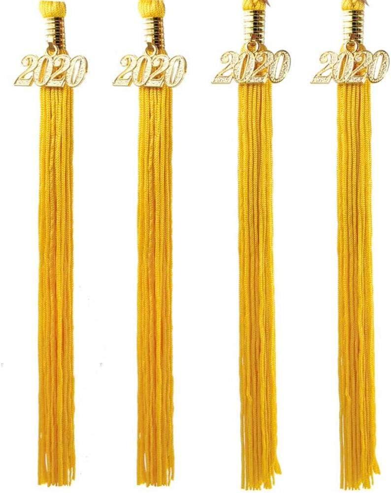HEART SPEAKER 4Pcs High quality new 40cm Graduation All stores are sold College Tassel Graduates Mort