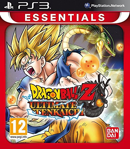 Dragon Ball Z Ultimate Tenkaichi - Essentials