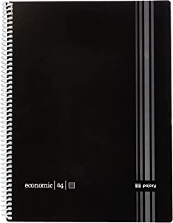pajory Spiral Notebook, Economic, A4, 80F 60 g, Ruled