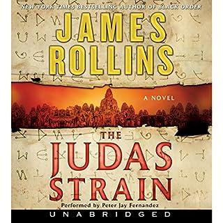 The Judas Strain cover art