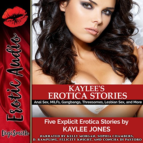 Kaylee's Erotica Stories audiobook cover art