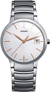 Rado Centrix Mens 38mm Quartz Stainless Steel R30927123ss