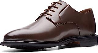 أحذية Bostonian Bridgeport Low Oxford للرجال، جلد بني، 8. 5