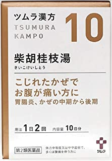 【第2類医薬品】ツムラ漢方柴胡桂枝湯エキス顆粒A 20包