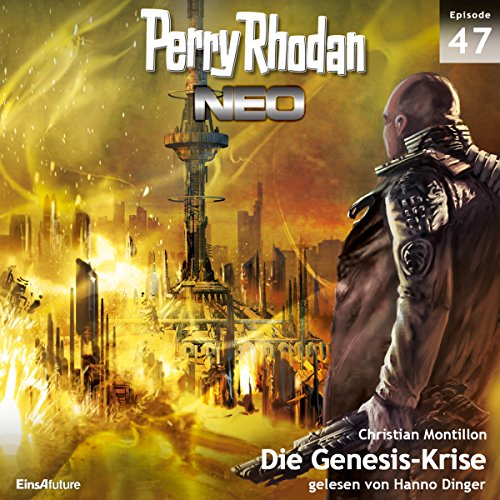 Die Genesis-Krise audiobook cover art