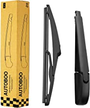 AUTOBOO For Toyota Rav4 2013-2017 Rear Wiper Arm Blade Set - 85242-42040 OEM Factory Replacement Accessories Parts