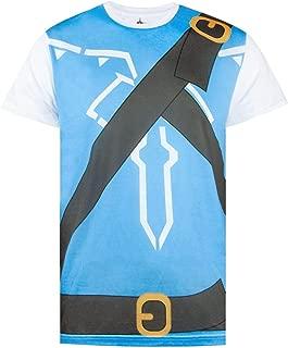 The Legend of Zelda Breath of The Wild Costume Mens T-Shirt