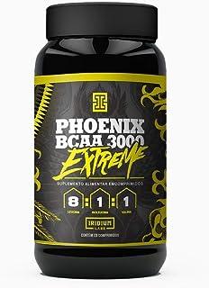 PHOENIX BCAA 3000 (120 Comp) - Iridium Labs