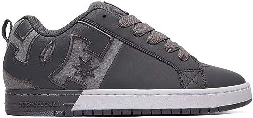 DC chaussures Court Graffik - - paniers pour Homme ADYS100442