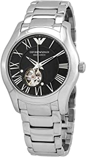 Emporio Armani Men's Automatic Stainless Steel Watch AR60015